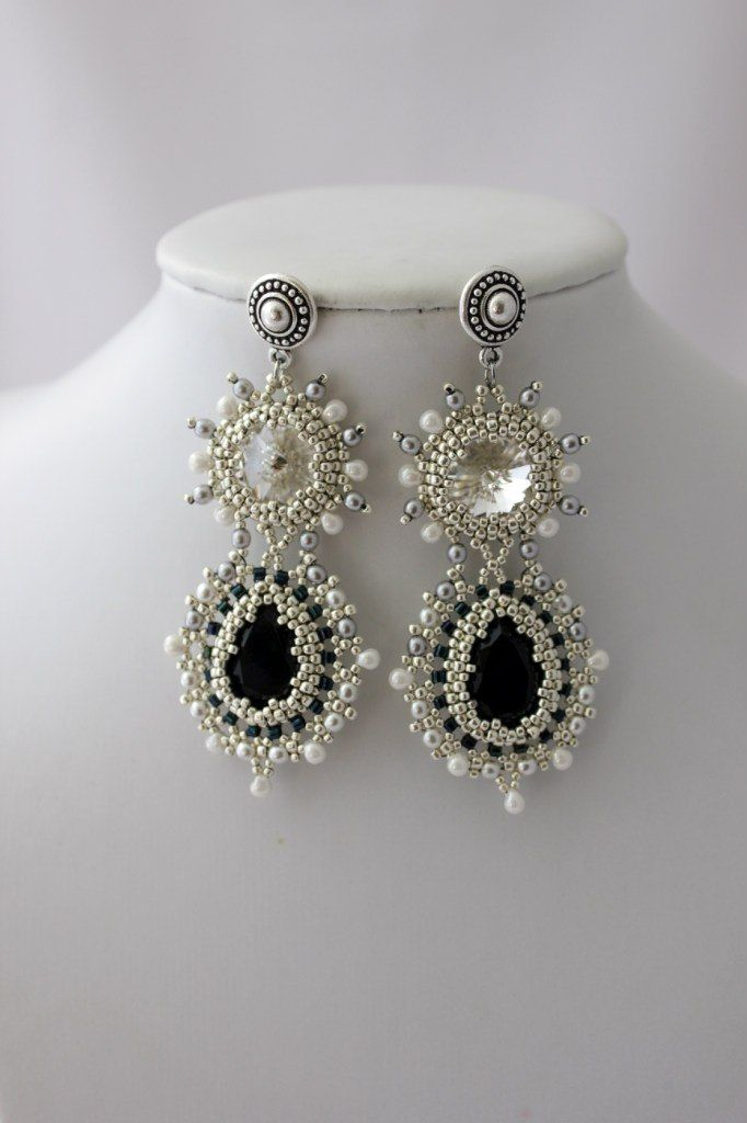 Всего понемногу... earrings by  Танюшка Мазур