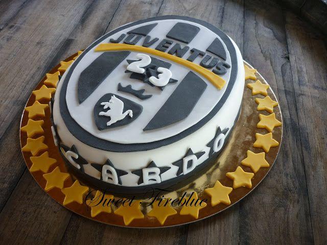 Sweet Fireblue: Torta Juventus...finalmente eccola qua!