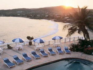 Zihuatanejo, Mexico  (Hotel Irma, where we stayed for our honeymoon)