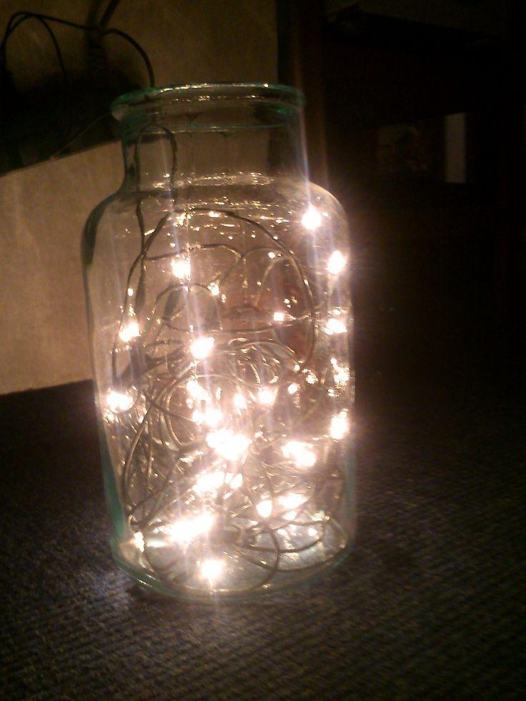 Glass and lights