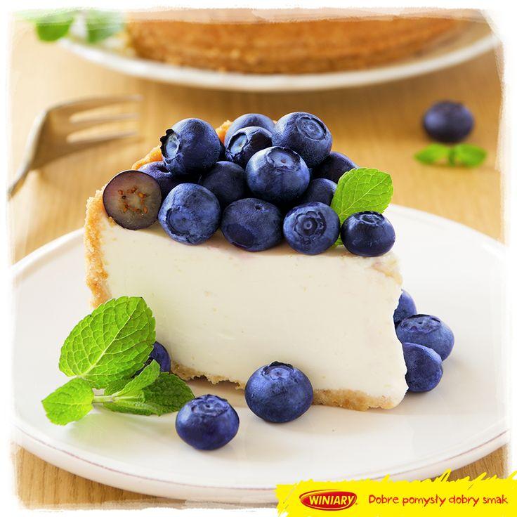 Borówki, truskawki, czereśnie? Co najbardziej smakuje do sernika? :)