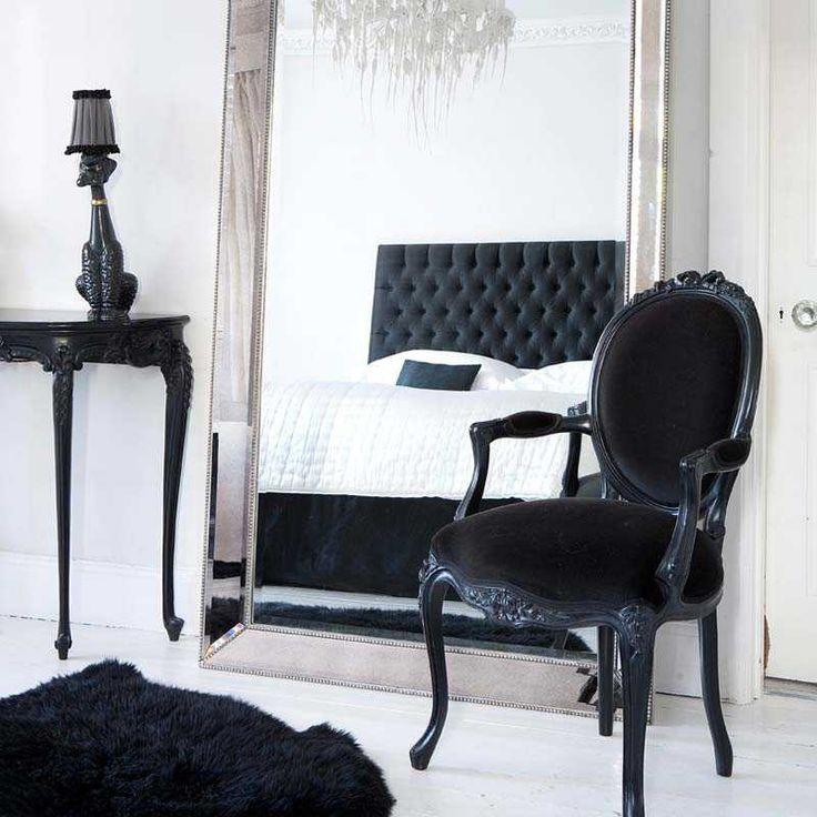 Die besten 25+ Black velvet chair Ideen auf Pinterest   Stühle mit ...