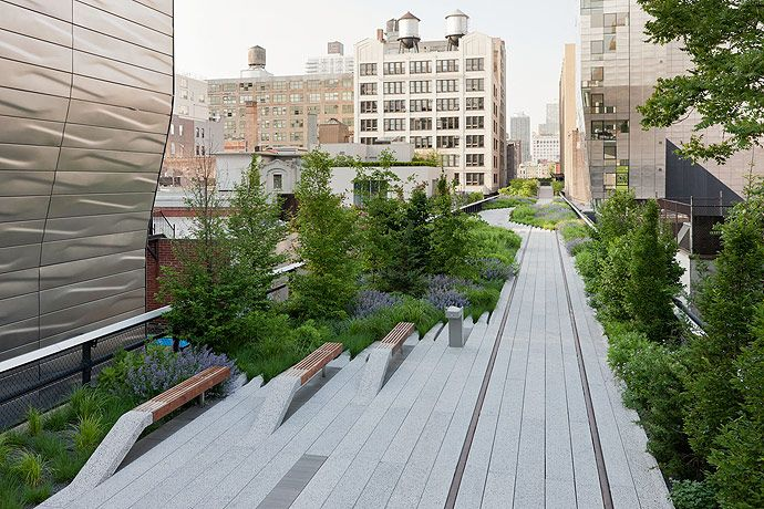 Architizer Blog » Tell Us Who You Think Will Win The 2013 Pritzker Prize  The Highline was simply incredible. One of my highlights in NYC