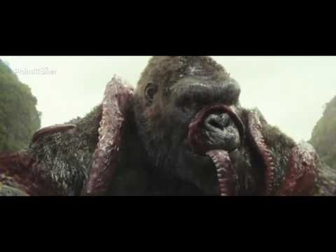 The creatures of Skull Island - YouTube