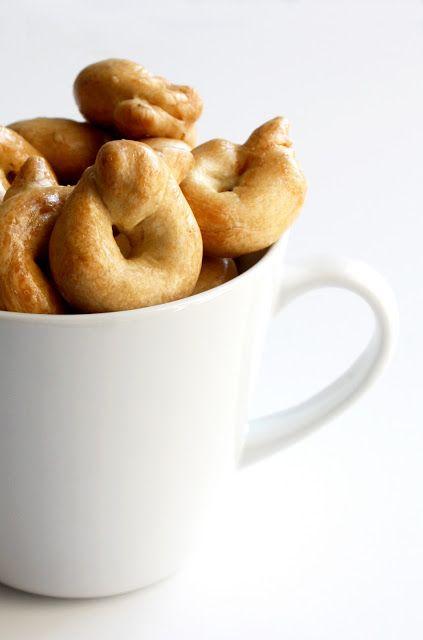 la formula del biscotto: esperimento 18: taralli al sesamo