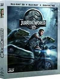 Jurassic World (2015) 3D Full Movie Download 720p BluRay