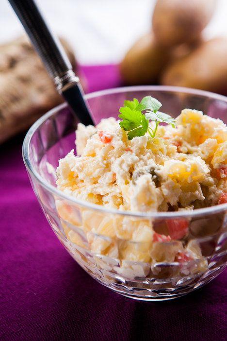 + 34 bramborový salát čtenářky Heleny