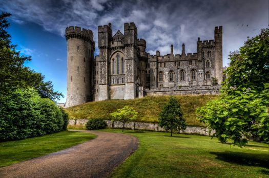 Arundel Castle (442 pieces)