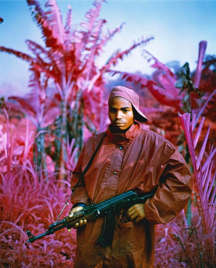 THE ENCLAVE Foam presented The Enclave by Richard Mosse from 21 March to 1 June 2014 at their museum. This exhibition wasshown last year at the 55th International Art Exhibition in Venice and was represented in Ireland.  www.thefacedesign.com