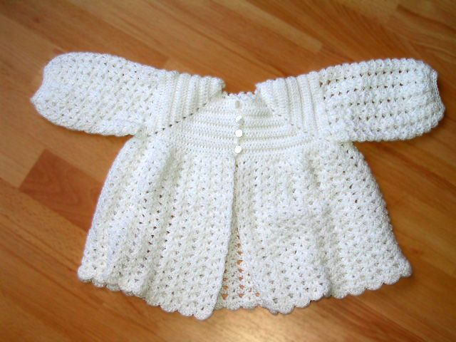 Free Crochet Jacket Pattern Baby : Pin by Jo Woods on Crochet Pinterest