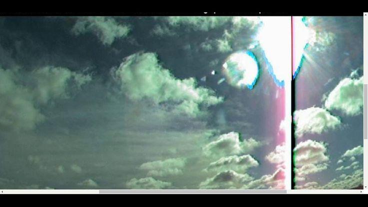 Huge Planet Nibiru or Blue Kachina  @  Arnprior SouthEast 140° 2017 10 2...
