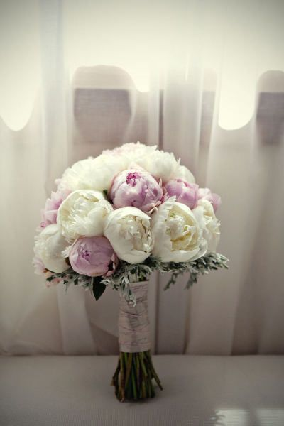 Peonies- one of the loveliest flowers for your perfect wedding, what do you think?