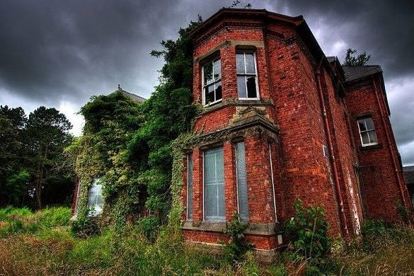 This abandoned hospital once pioneered the use of electroencephalograms
