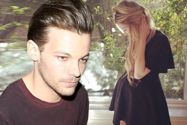 Is Louis Tomlinson a father? Fans claim Briana Jungwirth has welcomed a son - Mirror Online