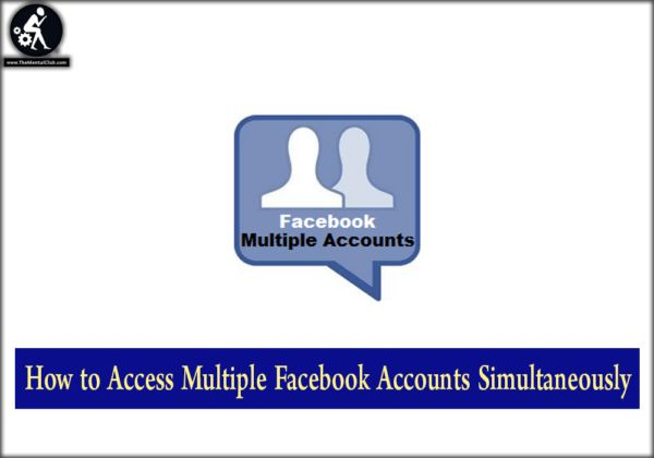 Access Multiple Facebook Accounts Simultaneously: Everyone wants to become popular on online if you want to become popular on Facebook for thosesome boys and girls sometimes create multiple accounts butthey can not access that Facebook accounts at a time. And if you want to access multiple Facebook account at a time in a single browser then this post for you. Please follow the steps.  Most of the people have mul.tiple facebook accounts. So I willshare a trick for Facebook those users who…