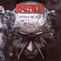 """Kreator é uma banda de thrash metal de Essen, Alemanha que começou com o nome de """"Tormentor"""" no início da década de 1980.  A banda, influenciada pelo black metal """"old school"""" de bandas como Venom, tem influenciado o mais brutal do metal desde então. Grupos como Dimmu Borgir, Vader, Dark Tranquillity e Napalm Death já realizaram covers do grupo germânico."""