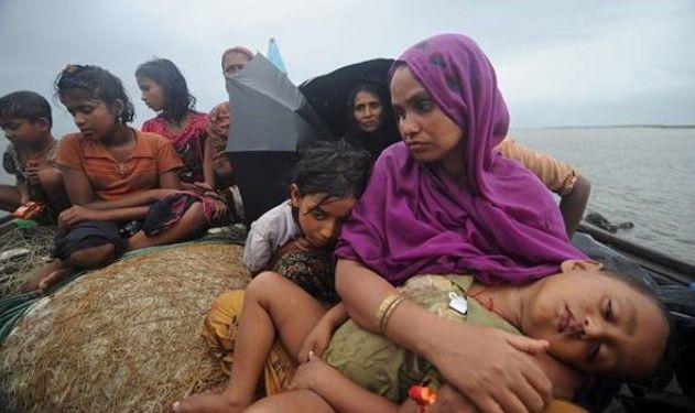 Berita Islam ! Myanmar: Negara Fasis yang Bertekad Membasmi Muslim Rohingya... Bantu Share ! http://ift.tt/2wOL7cO Myanmar: Negara Fasis yang Bertekad Membasmi Muslim Rohingya  Saya ajak Anda semua untuk melepaskan sebentar pikiran kita dari kemelut sosial-politik domestik Indonesia yang makin semrawut ini. Kita layangkan perhatian sejenak ke kaum muslimin Rohingya yang sejak bertahun-tahun ini menghadapi persekusi ala fasisme oleh negara dan geng-geng eskremis Budhis Myanmar. Dalam beberapa…