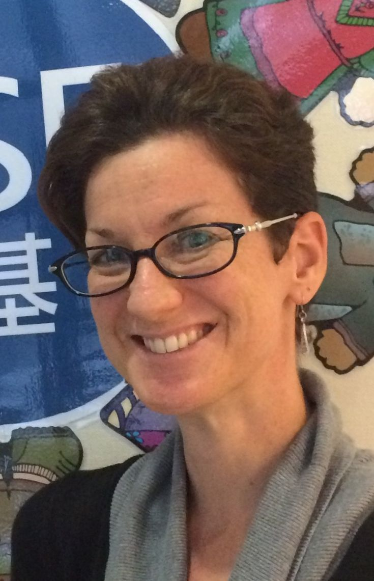 Rebecca Smith, an early years practitioner at ESF International Kindergarten – Hillside, Hong Kong