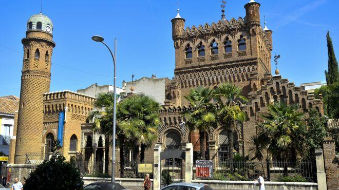Palacio de Laredo, Alcalá de Henares.