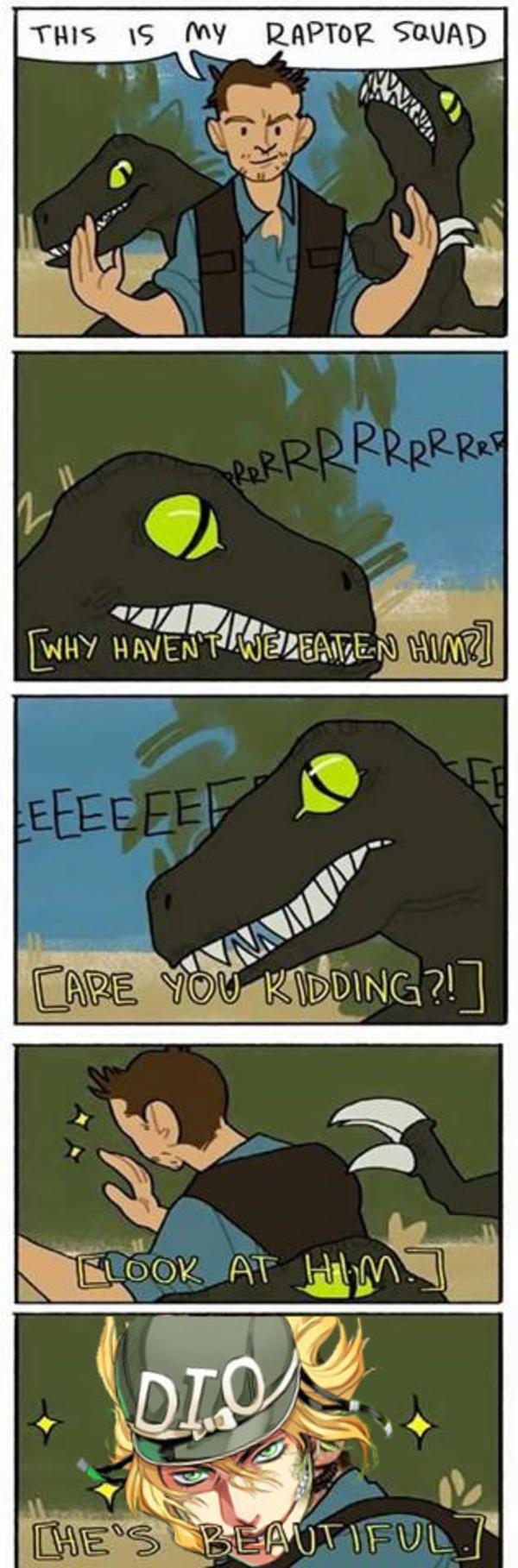 Indeed   JoJo's Bizarre Adventure   Know Your Meme