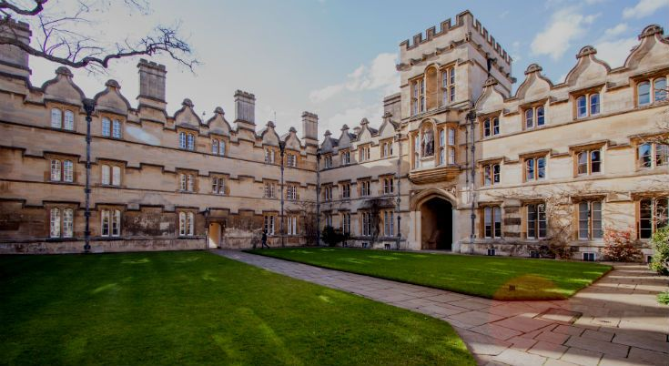University College in the heart of Oxford for memorable B&B stays – details on rooms at www.univ.ox.ac.uk