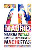 Descuento para billetes de RENFE | Marcha estatal contra las violencias machistas