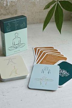 Yoga position cards! http://rstyle.me/n/uscrhbna57