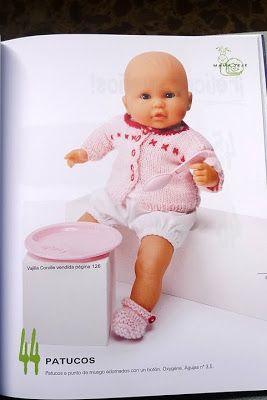 Un bonito diseño para los muñecos nenucos: