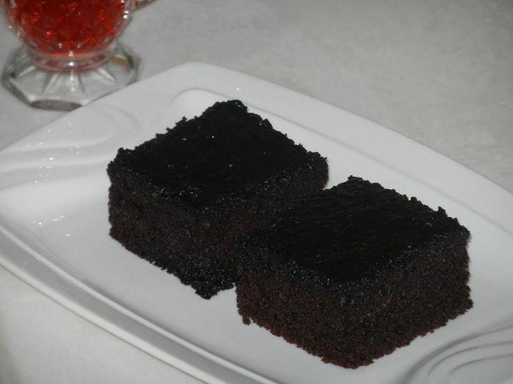 Bu güne kadar yediğiniz en iyi ıslak kek bu olacak!