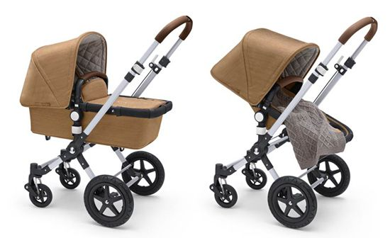 Mini Piccolini - Serious Stroller Envy (Bugaboo Cameleon Limited Edition Sahara)