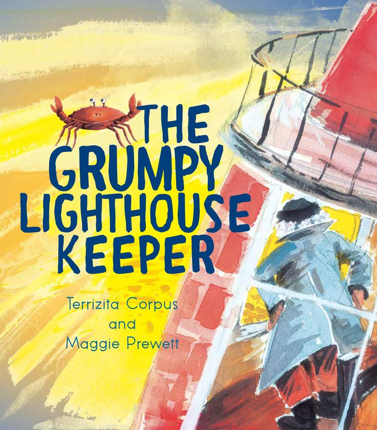 The Grumpy Lighthouse Keeper is an amusing tale that takes place on a stormy wet-season night at the Broome lighthouse. Meet Cassius the hermit crab, Jacob the jellyfish, Bruce the bluebone and more sea creatures as they head down the beach and race up the lighthouse staircase to escape a wild storm — all while the lighthouse keeper is out checking the lamp for passing ships. When he discovers his bed has been taken over by slimy sea creatures, he is very grumpy.