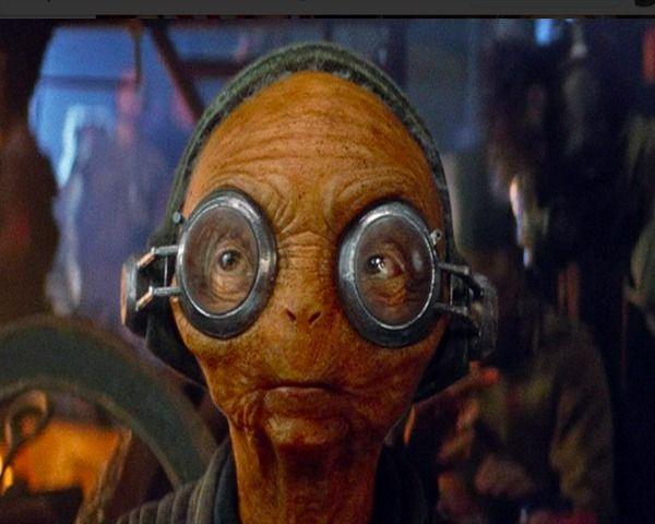 Star Wars Episode 8: How Did Maz Kanata Acquire Luke's Lightsaber? - http://www.morningledger.com/star-wars-episode-8-how-did-maz-kanata-acquire-lukes-lightsaber/13124302/