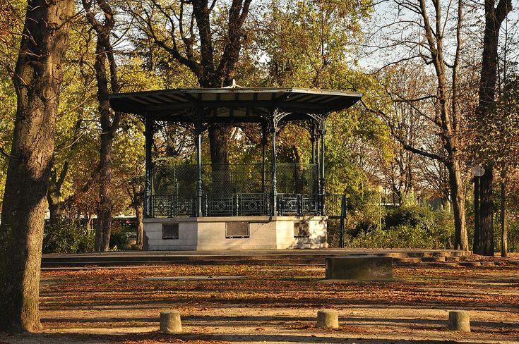 Kiosque a musique aux Champs-Élysées - Jardins des Champs-Élysées — Wikipédia