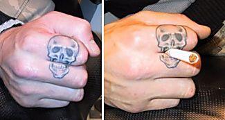 24 tatuagens minúsculas que até seus pais vão aprovar