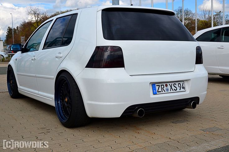 Tuning Adventure 1.0 Plauen  #tuning #crowdies #vw #mk4