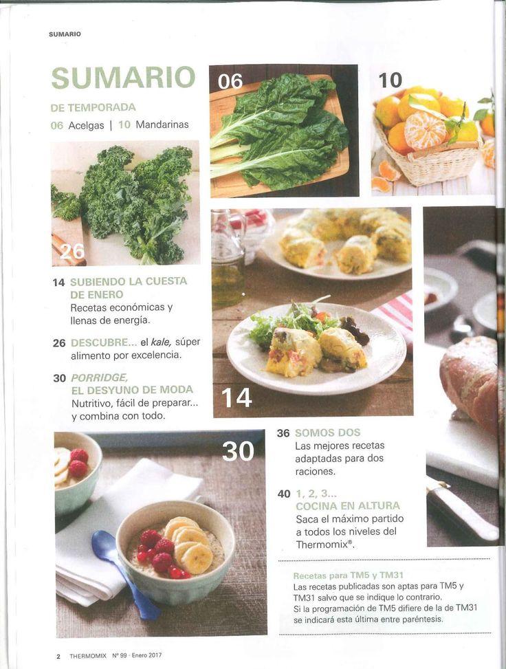 Thermomix magazine nº 99 [enero 17]