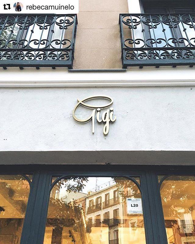 Levantas la vista y aparece ella 👠💄#gigi #Repost @rebecamuinelo with @repostapp ・・・ Gigi typo💫 #gigimeetmebar #restaurant #restaurantesmadrid #chamberi #madrid #madridmola #food #design #lifestyle #sabor #delicious #placetobe #wheretoeat