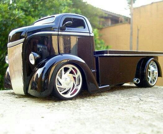 Very cool truck !