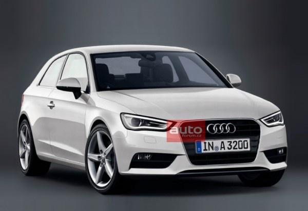 Audi A3 Concept Image Leak