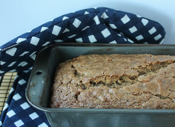 Christopher Kimball of Milk Street Kitchen has a recipe for a fabulous banana bread, one of the best I have ever tasted!
