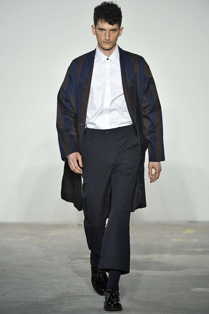 Carlos Campos Menswear Fall Winter 2017 New York