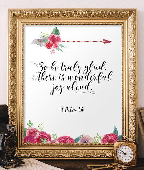 Wedding quotes Bible verse Wedding bible by TwoBrushesDesigns #printableverses