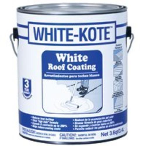 Gardner-Gibson SK-7001 Elastomeric Roof Coating 1 Gal, White