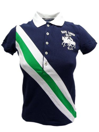 Ralph Lauren Sport Women Double Pony... Polo ...
