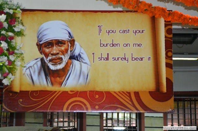 SHIRDI SAI BABA : Baba Say