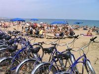Half day bike tour in Barcelona