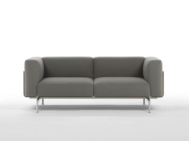 沙发 L-SOFA L-Sofa系列 by Giulio Marelli Italia | 设计师Jérôme Gauthier