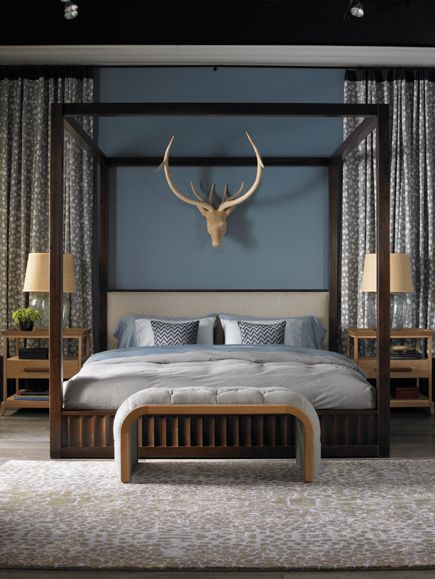 the new thom filicia home collection for vanguard captures thomu0027s classic simplicity and injects an unexpected