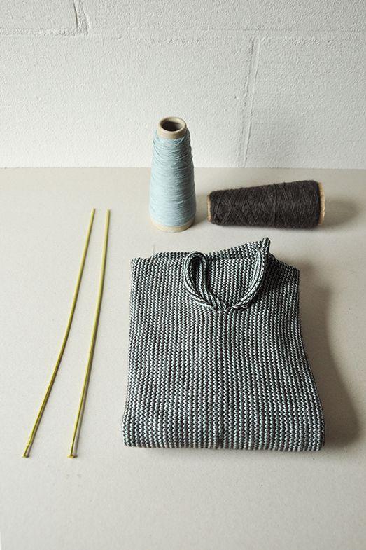 Elementum Warmhearted knitwear!