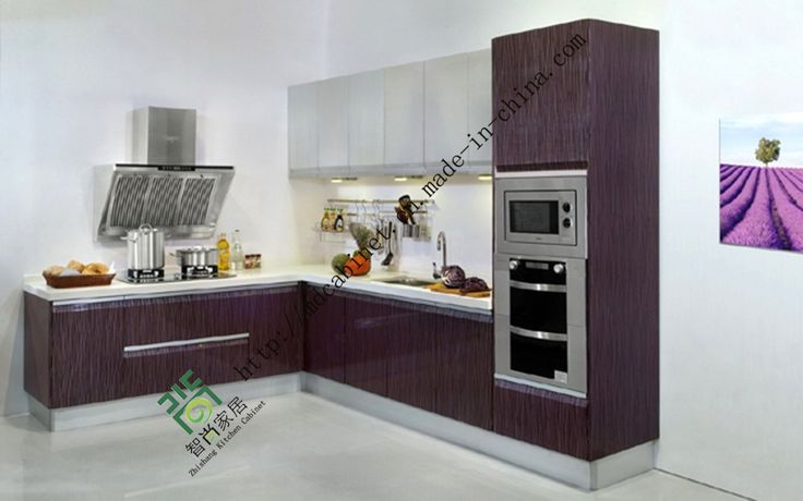 high gloss acrylic kitchen cabinets - fluorescent kitchen lighting ideas Check more at http://www.entropiads.com/high-gloss-acrylic-kitchen-cabinets-fluorescent-kitchen-lighting-ideas/